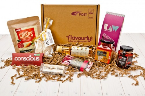 Deluxe food box –Flavourly